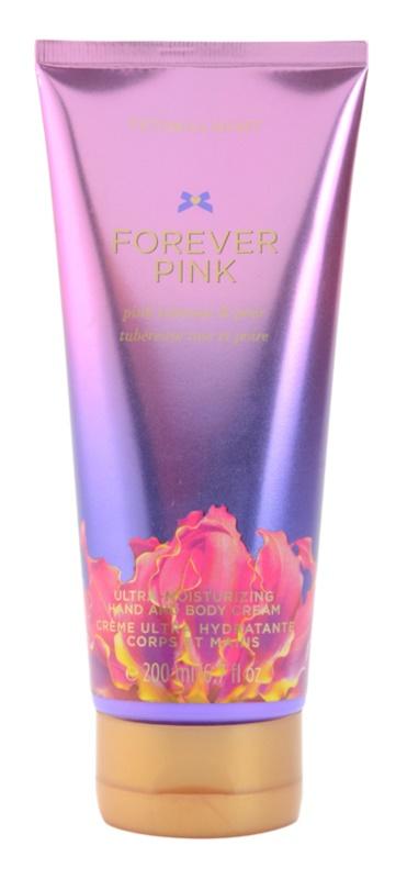 Victoria's Secret Forever Pink crema de corp pentru femei 200 ml