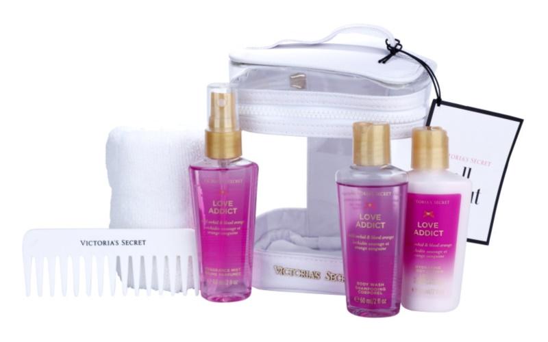 Victoria's Secret Love Addict Wild Orchid & Blood Orange confezione regalo II