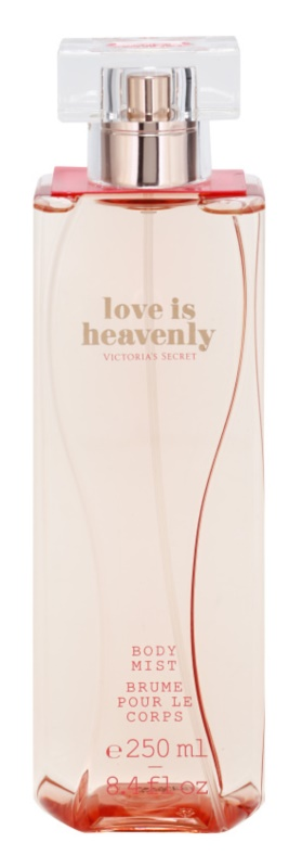 Victoria's Secret Love Is Heavenly tělový sprej pro ženy 250 ml