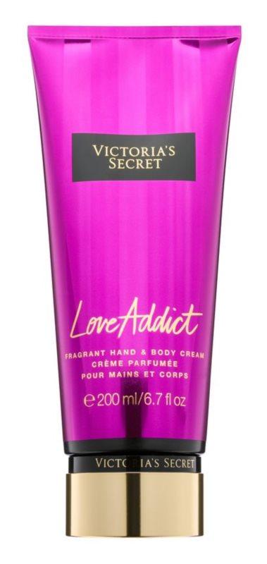 Victoria's Secret Love Addict Körpercreme für Damen 200 ml
