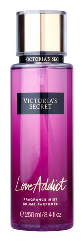 Victoria's Secret Love Addict tělový sprej pro ženy 250 ml
