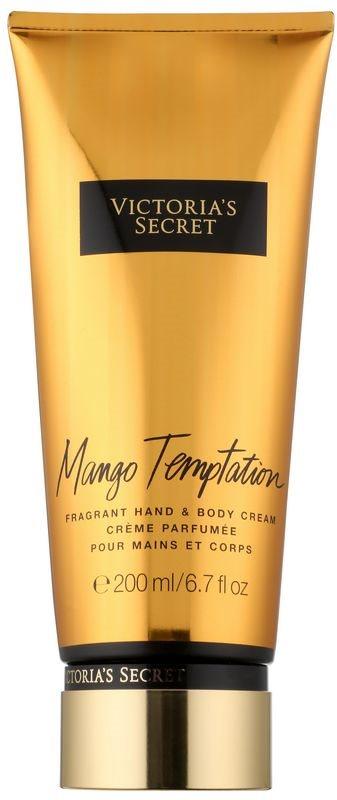 Victoria's Secret Mango Temptation tělový krém pro ženy 200 ml