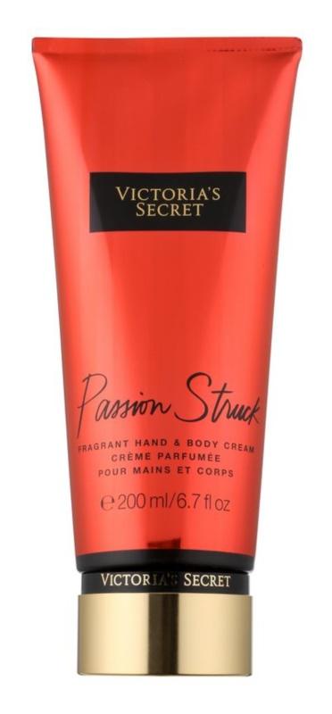 Victoria's Secret Passion Struck Bodycrème voor Vrouwen  200 ml