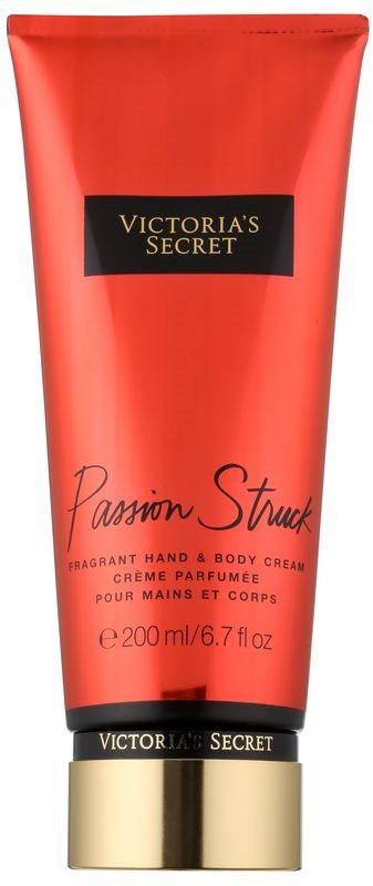 Victoria's Secret Passion Struck telový krém pre ženy 200 ml