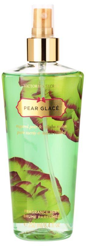 Victoria's Secret Pear Glacé Bodyspray  voor Vrouwen  250 ml