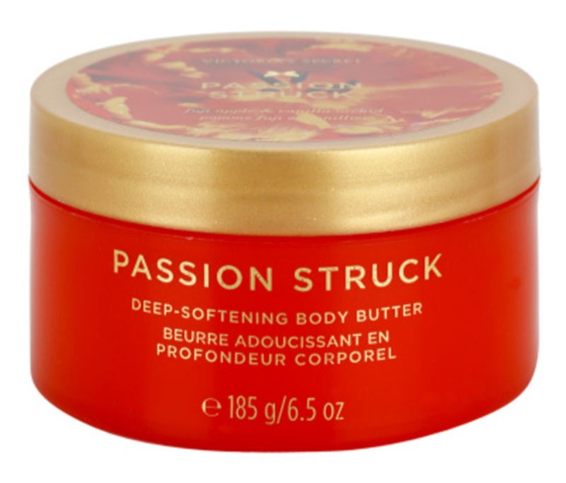 Victoria's Secret Passion Struck masło do ciała dla kobiet 185 ml