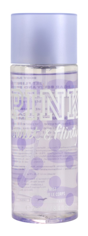 Victoria's Secret Pink Sweet and Flirty Body Spray for Women 250 ml