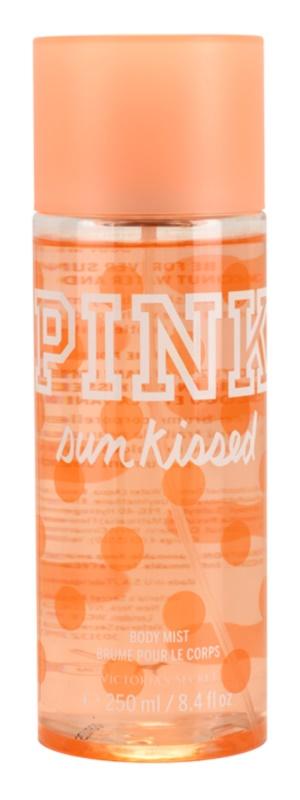 Victoria's Secret Pink Sun Kissed tělový sprej pro ženy 250 ml