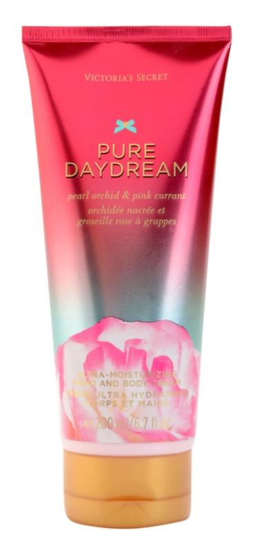 Victoria's Secret Pure Daydream tělový krém pro ženy 200 ml
