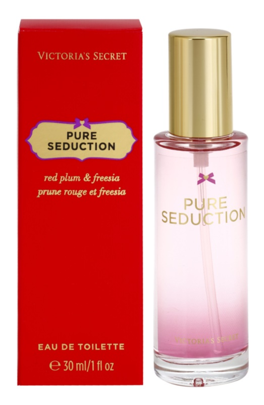 Victoria's Secret Pure Seduction Red Plum & Fresia eau de toilette para mujer 30 ml