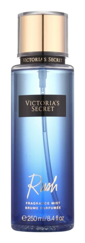 Victoria's Secret Rush spray corpo per donna 250 ml