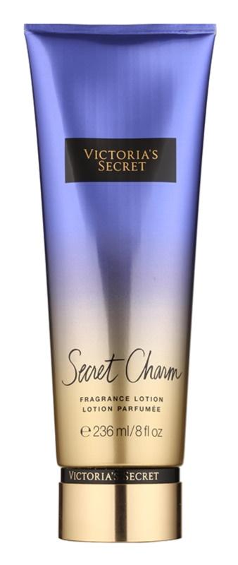 Victoria's Secret Secret Charm Körperlotion für Damen 236 ml