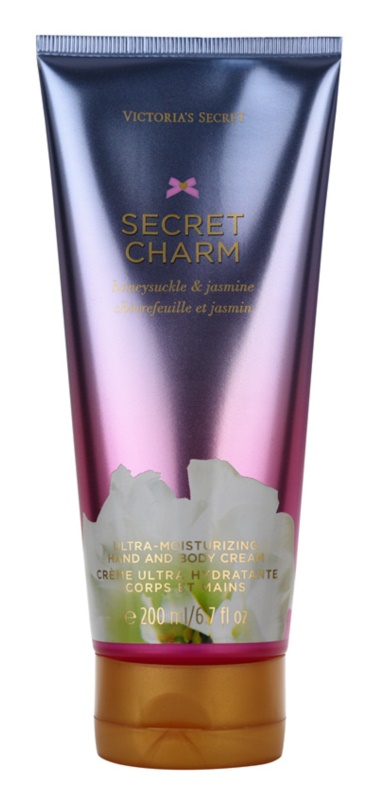 Victoria's Secret Secret Charm Honeysuckle & Jasmine crema corpo per donna 200 ml
