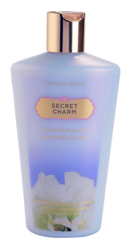 Victoria's Secret Secret Charm Honeysuckle & Jasmine Body Lotion for Women 250 ml