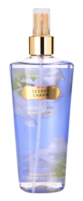 Victoria's Secret Secret Charm Honeysuckle & Jasmine spray corpo per donna 250 ml