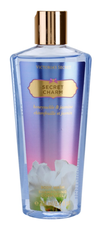 Victoria's Secret Secret Charm Honeysuckle & Jasmine gel douche pour femme 250 ml