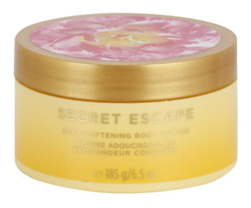 Victoria's Secret Secret Escape telové maslo pre ženy 185 g