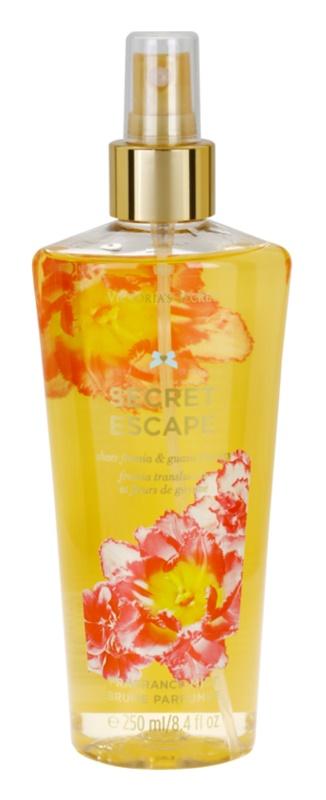 Victoria's Secret Secret Escape Sheer Freesia & Guava Flowers Körperspray Damen 250 ml