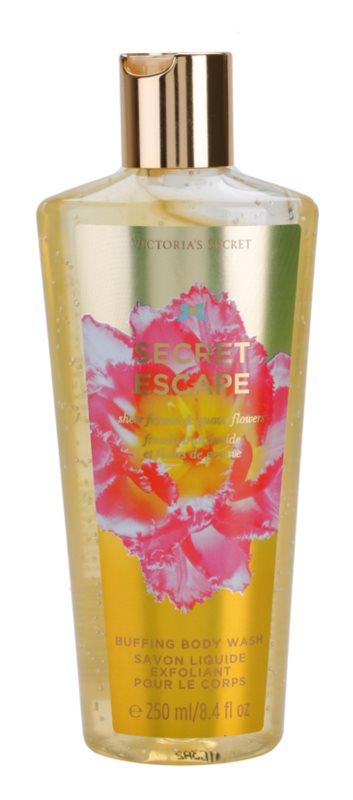 Victoria's Secret Secret Escape Sheer Freesia & Guava Flowers gel de dus pentru femei 250 ml