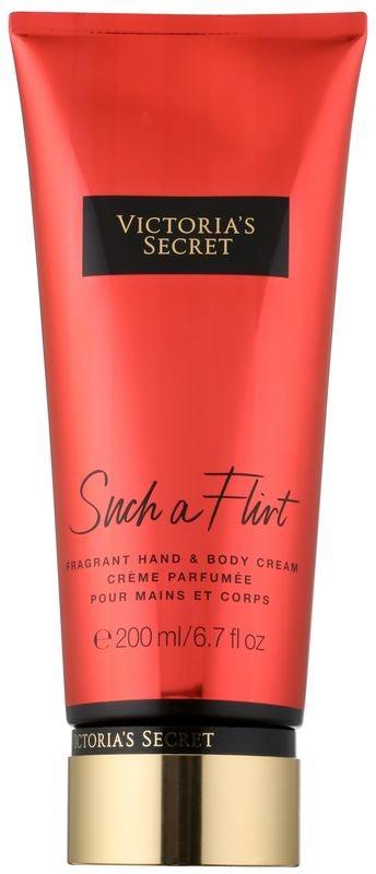 Victoria's Secret Such a Flirt Körpercreme für Damen 200 ml