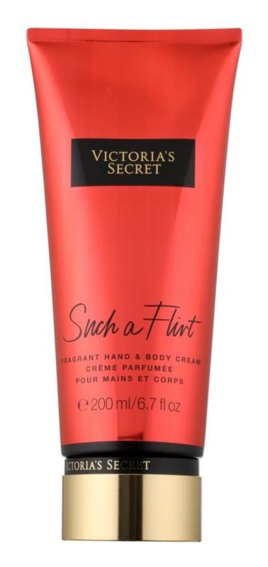 Victoria's Secret Such a Flirt telový krém pre ženy 200 ml