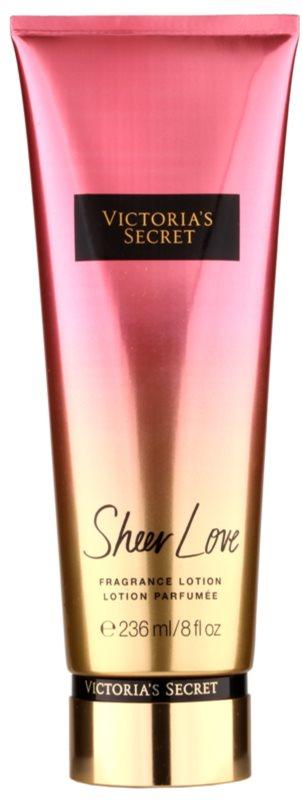 Victoria's Secret Sheer Love Körperlotion für Damen 236 ml