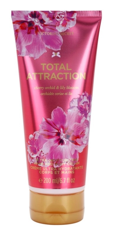 Victoria's Secret Total Attraction testkrém nőknek 200 ml