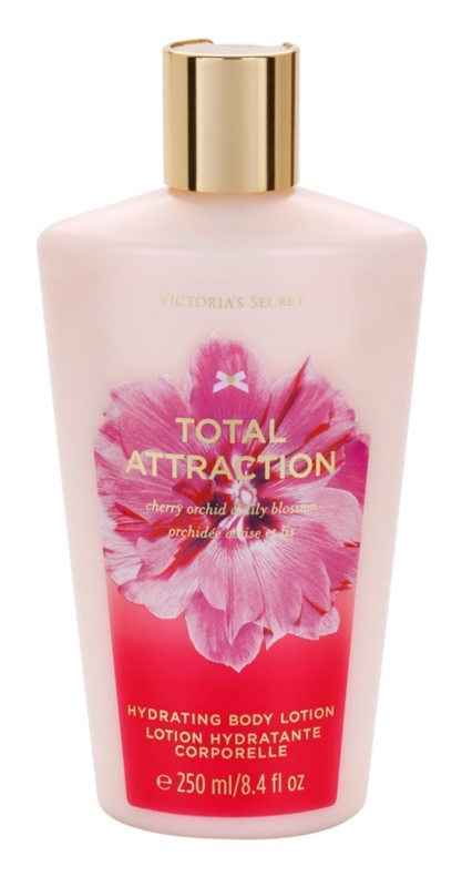Victoria's Secret Total Attraction losjon za telo za ženske 250 ml