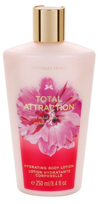 Victoria's Secret Total Attraction telové mlieko pre ženy 250 ml
