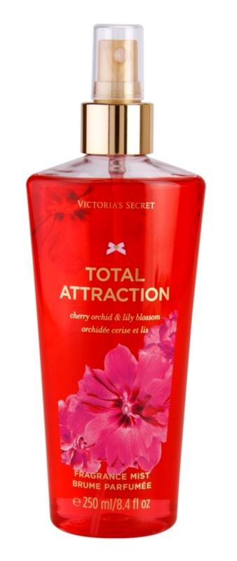 Victoria's Secret Total Attraction Körperspray für Damen 250 ml
