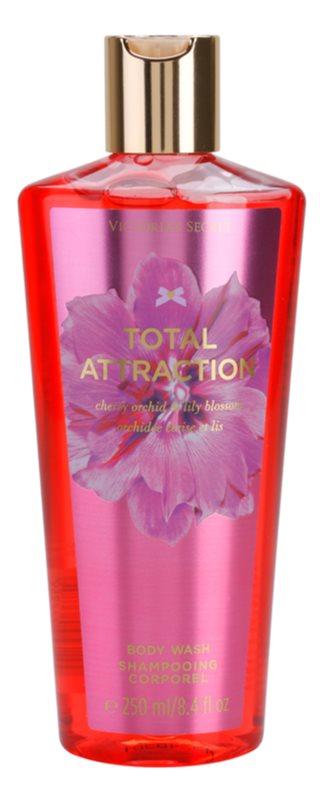 Victoria's Secret Total Attraction gel de ducha para mujer 250 ml