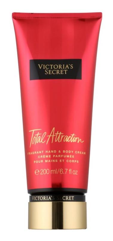 Victoria's Secret Fantasies Total Attraction krema za telo za ženske 200 ml