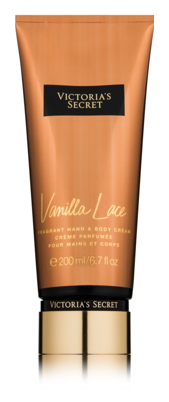 Victoria's Secret Vanilla Lace tělový krém pro ženy 200 ml