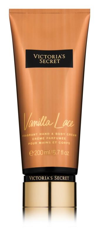 Victoria's Secret Vanilla Lace testkrém nőknek 200 ml