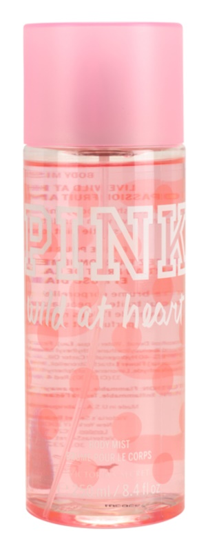 Victoria's Secret PINK Wild at Heart Körperspray für Damen 250 ml