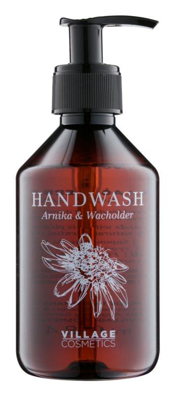 Village Herbal Arnica & Juniper Săpun lichid pentru mâini