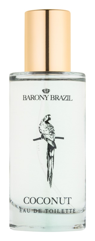 Village Barony Brazil Coconu Eau de Toilette für Damen 50 ml