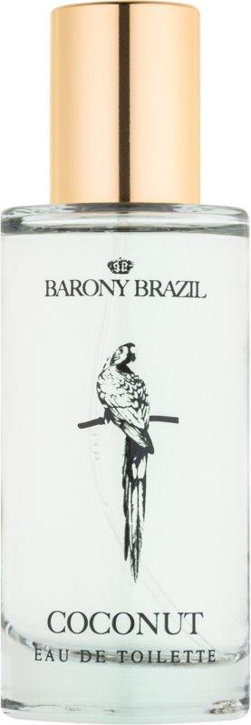 Village Barony Brazil Coconu eau de toilette para mujer 50 ml