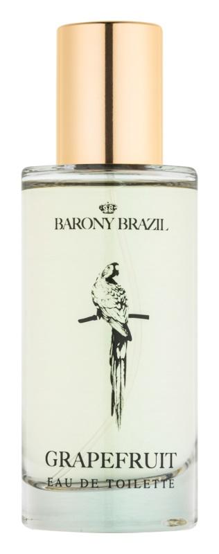 Village Barony Brazil Grapefruit Eau de Toilette for Women 50 ml