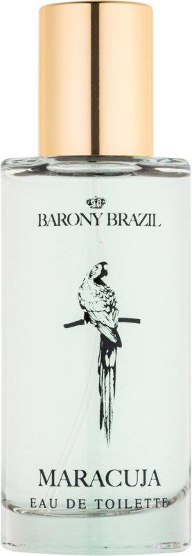 Village Barony Brazil Maracuja eau de toilette pour femme 50 ml