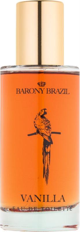 Village Barony Brazil Vanilla Eau de Toilette voor Vrouwen  50 ml
