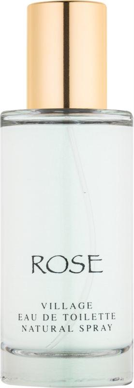 Village Rose eau de toilette pentru femei 50 ml