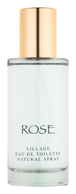 Village Rose toaletná voda pre ženy 50 ml