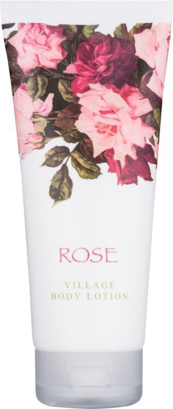Village Rose tělové mléko pro ženy 200 ml