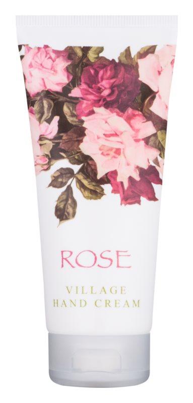 Village Rose crema de maini pentru femei 100 ml