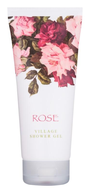 Village Rose Shower Gel for Women 200 ml