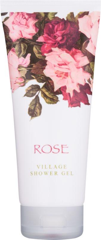 Village Rose sprchový gel pro ženy 200 ml