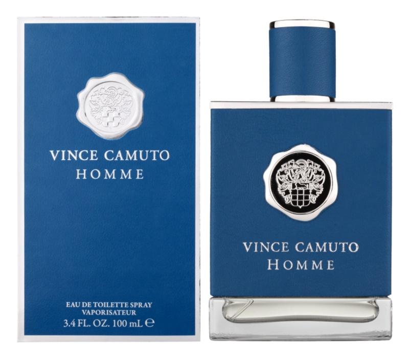 Vince Camuto Homme Eau de Toilette voor Mannen 100 ml