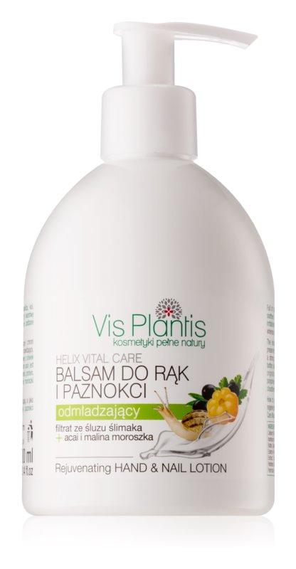 Vis Plantis Helix Hand Care verjüngender Balsam für Hände und Fingernägel