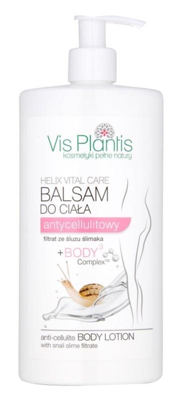 Vis Plantis Helix Vital Care karcsúsító krém cellulitisz ellen csiga kivonattal